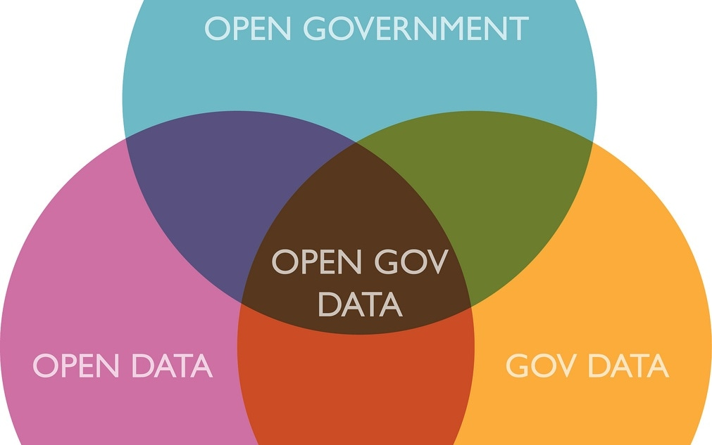 Open Government Data, Author: Justin Grimes