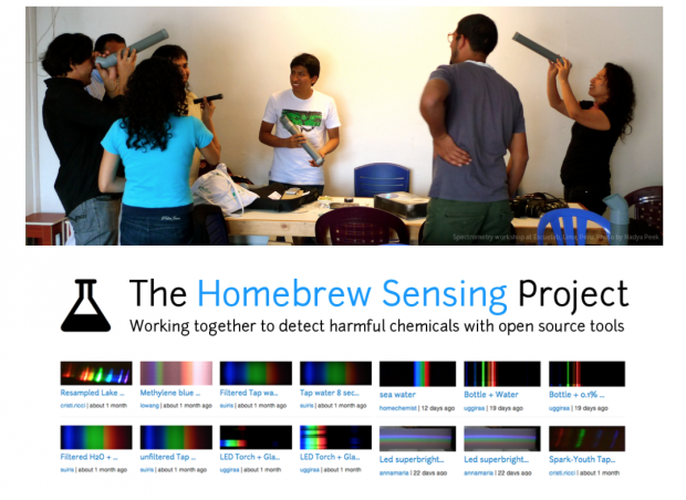 The Homebrew Sensing Project