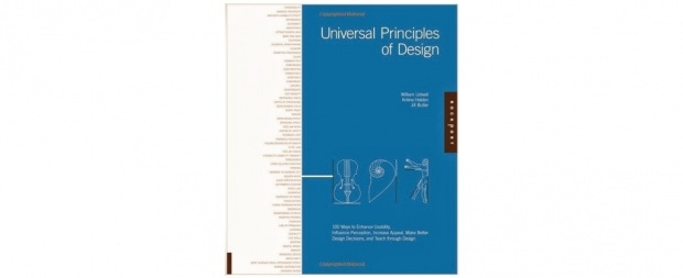 Universal Principles of Design / William Lidwell, Kritina Holden, Jeff Butler