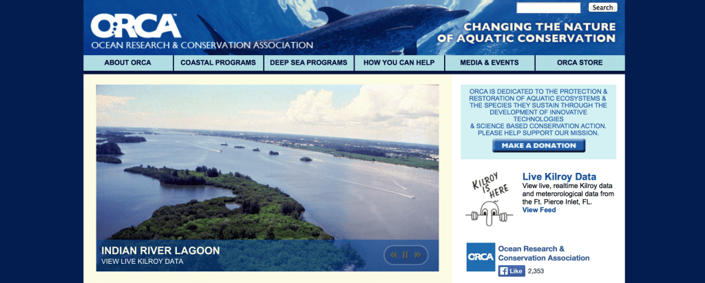 Team ORCA: Ocean Research and Conservation Association