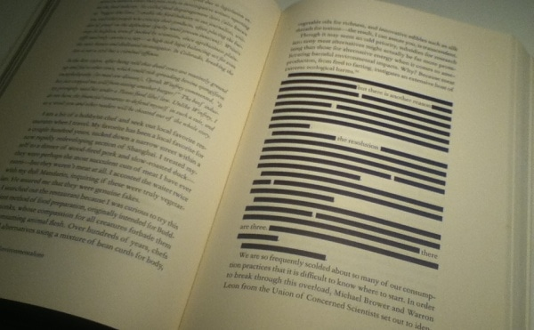 http://en.wikipedia.org/wiki/File:Censored_section_of_Green_Illusions_by_Ozzie_Zehner.jpg