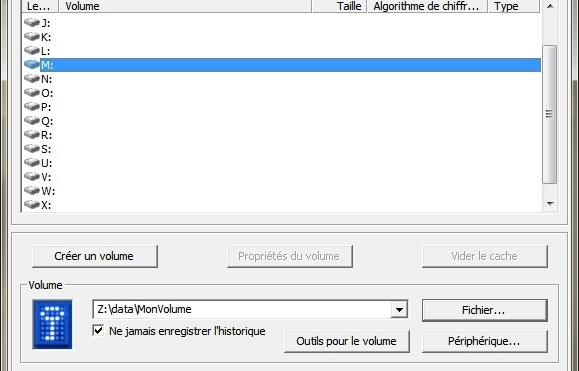 Tutorial Truecrypt