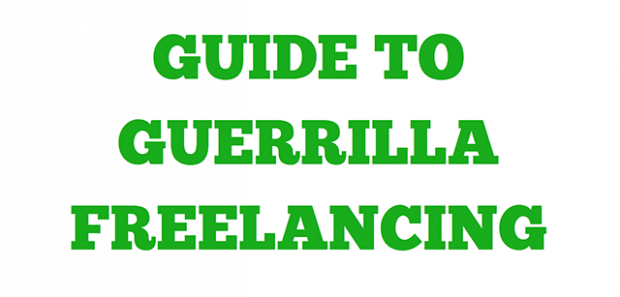 Guide to Guerrilla Freelancing ebook