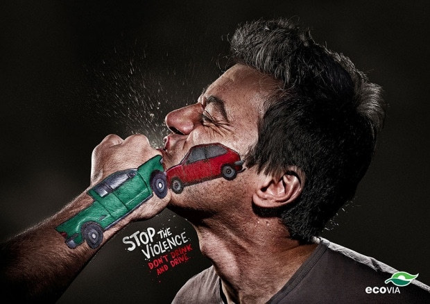 Stop The Violence: Don't Drink And Drive