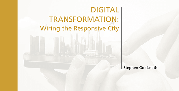 Digital Transformations: Wiring the Responsive City