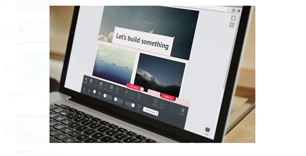 Weld Websites. Изображение: producthunt.com
