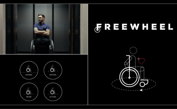 FreeWheel tracker
