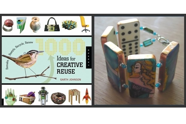 Книга 1,000 Ideas for Creative Reuse