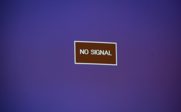 No Signal. Фотография: Peter Kofler (Flickr; CC-BY)