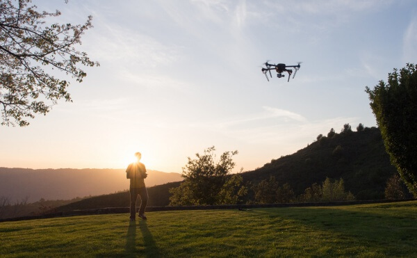Drones are the new smartphones