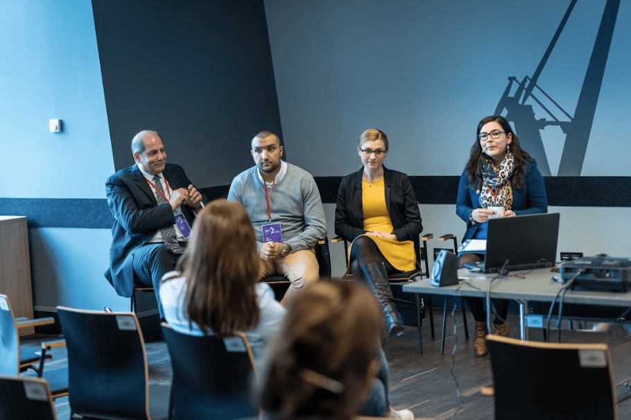 Success of the Democratic Process of Migrant Policy-Making in Gdańsk — Council of Immigrants: Mohammed Atoun, Aws Kinani, Magdalena Jarosz, Majed Tinawi and Anna Fedas