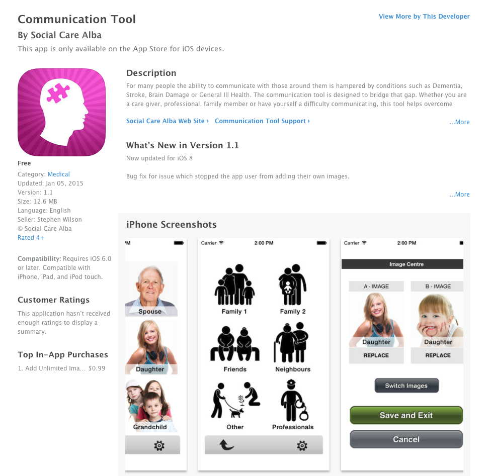 Communication Tool