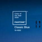 PANTONE 19-4052 Classic Blue — цвет года 2020 по версии Pantone Color In