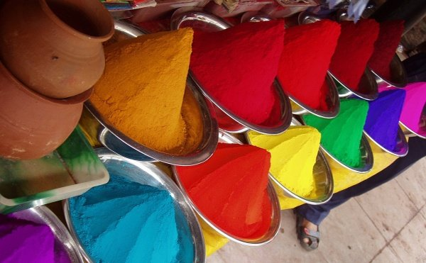United colours of India Фото: Marco Bellucci