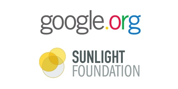 Google.org и Sunlight Foundation