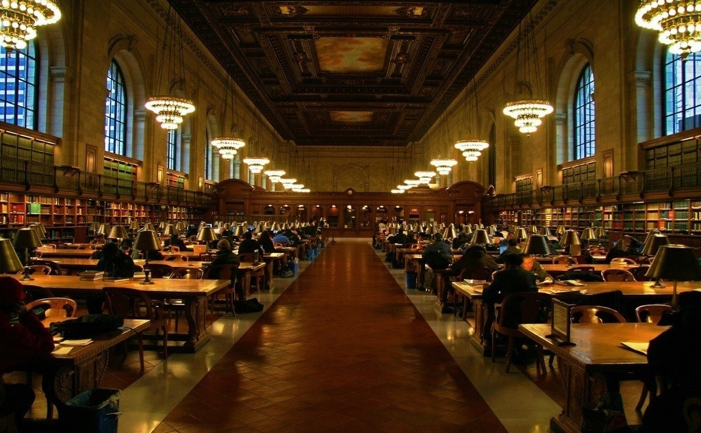 nyc_the_library