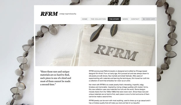 RFRM Website rfrm